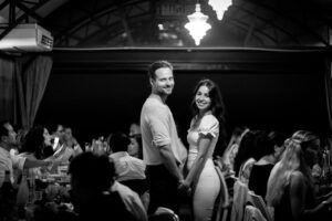 Rehearsal dinner with pasta party in Montepulciano - wedding planner Siena