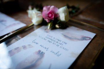 BOHO CHIC ELOPEMENT - WEDDING STATIONERY