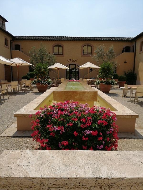 BELMOND CASTELLO DI CASOLE - WEDDING VENUE SIENA