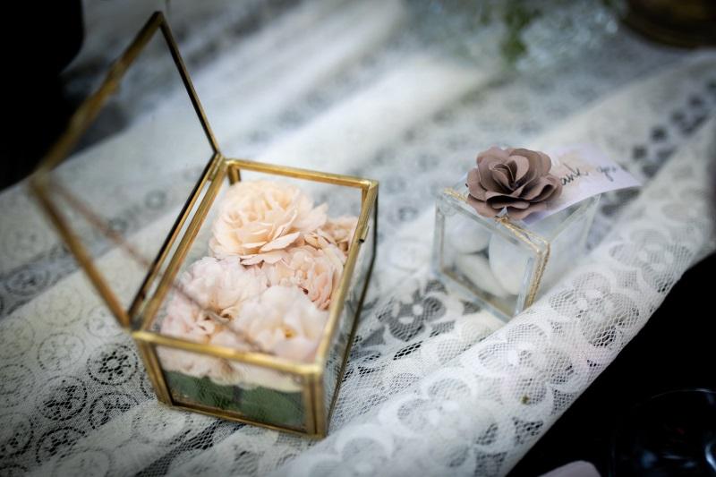 Wedding chocolate confetti - wedding planner siena