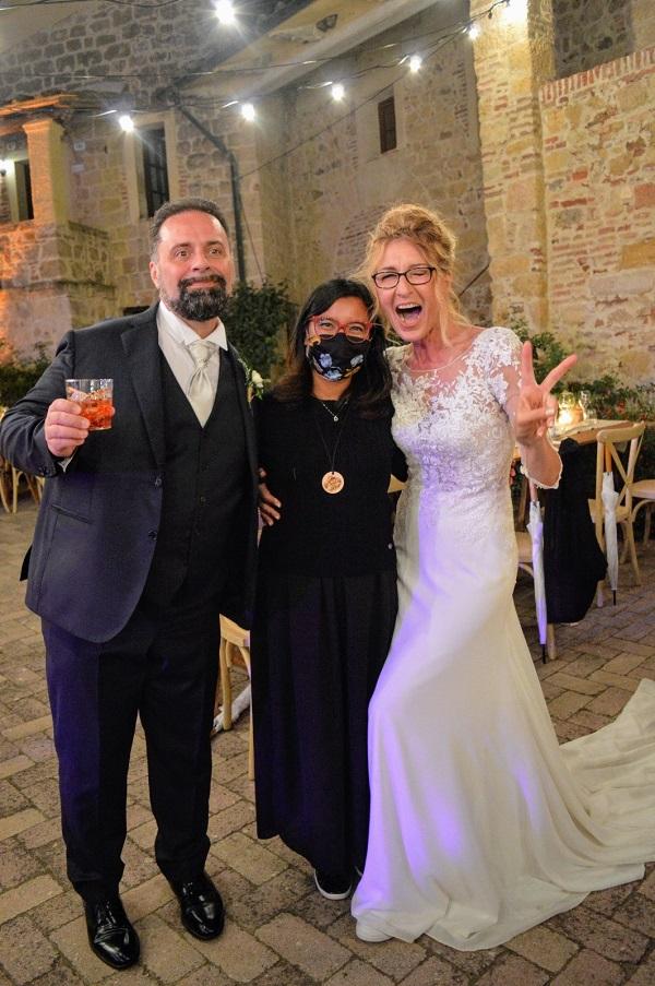 wedding planner siena