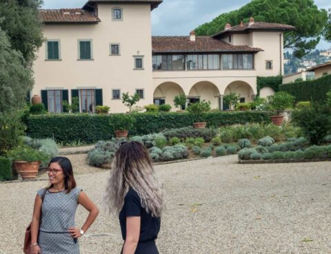 Venue scouting package Tuscany