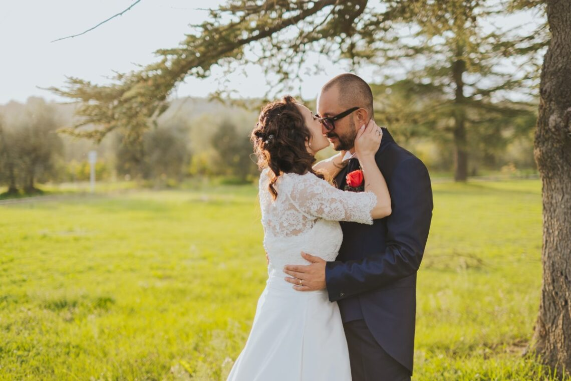 Couple portrait after the wedding - filipino destination wedding planner Siena Tuscany