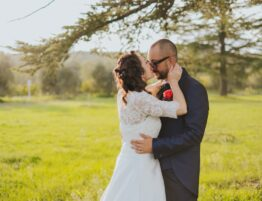 Couple portrait after the wedding - filipino destination wedding planner Siena Tuscany