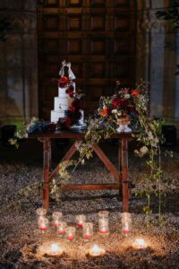 Wedding cake moment - wedding planner tuscany